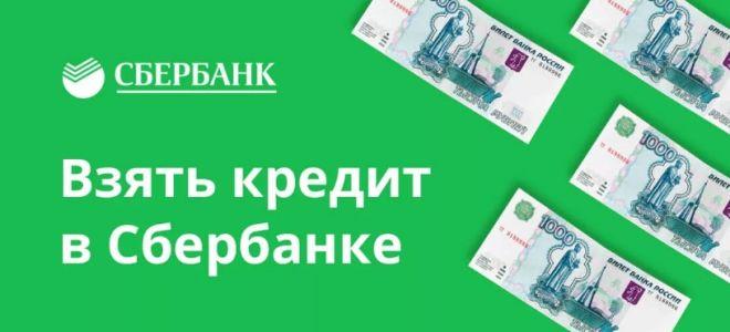 Виды действующих программ и условия предоставления кредита в Сбербанке