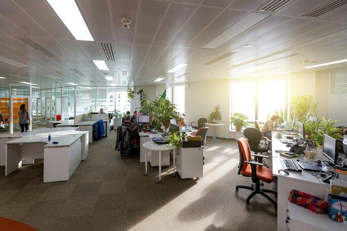 Как все устроено в СберТехе – офис мечты