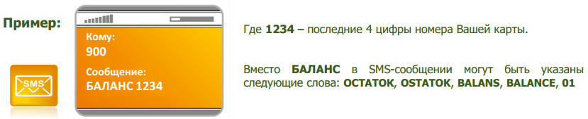 Узнать баланс карты Сбербанка России