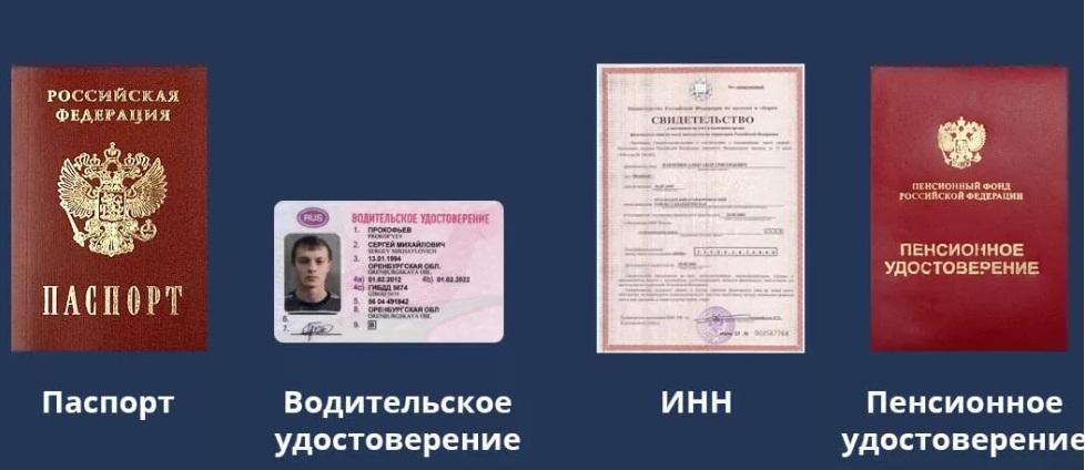 Перечень документов для получения кредита пенсионеру